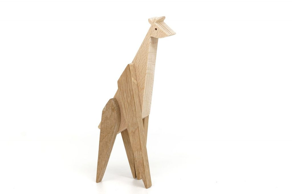 ESNAF TOYS Animal Kingdom Giraffe