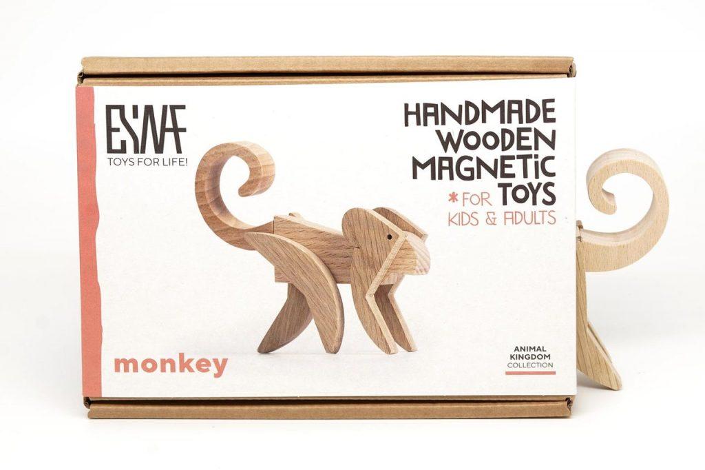 ESNAF TOYS Animal Kingdom Monkey